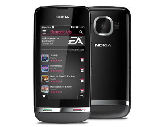 Harga handphone Nokia Asha 311