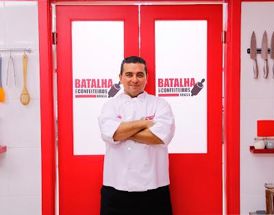 Vencedor administrará a filial brasileira da loja de Buddy Valastro - Divulgação