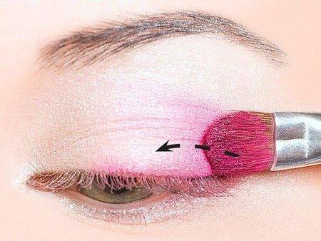 Урок за гримиране на очи