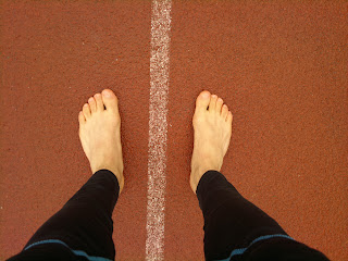 Barefoot Running 01