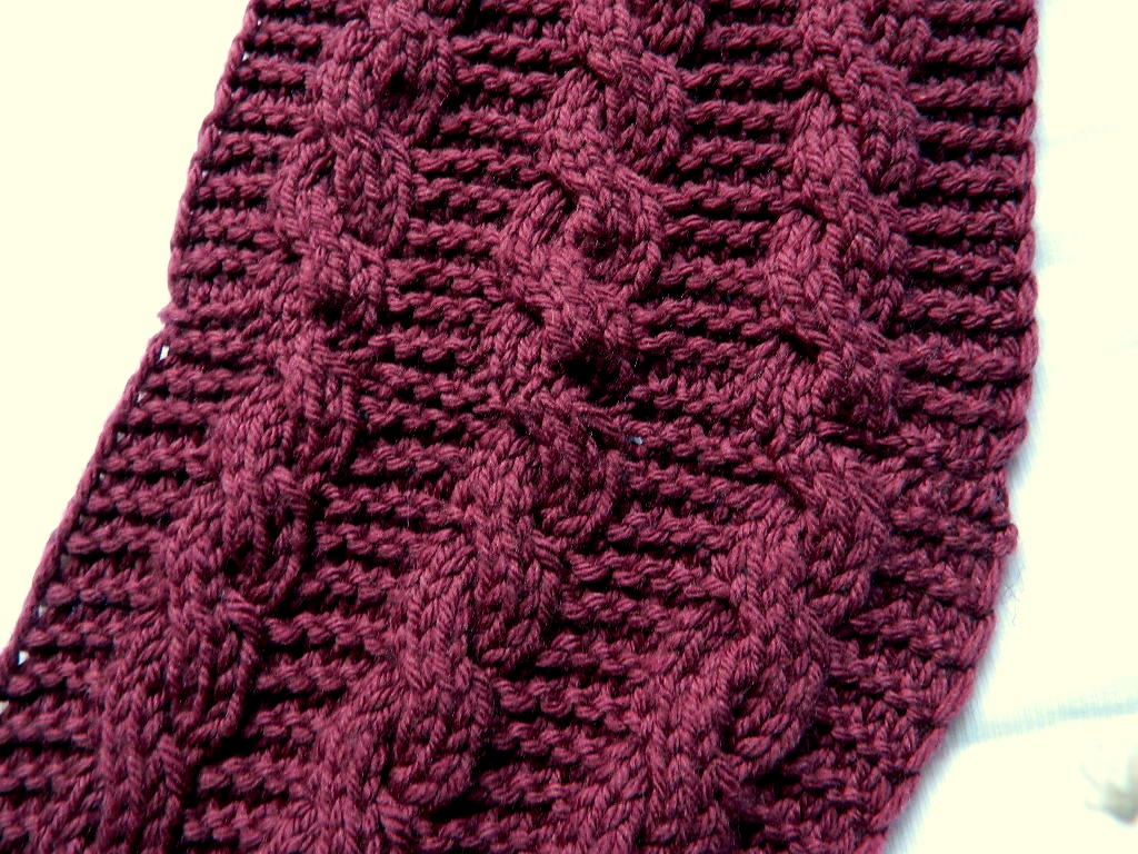 The wonderful Kitchener stitch