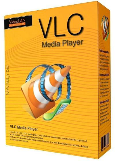 برنامج VLC , برنامج تشغيل الفيديو