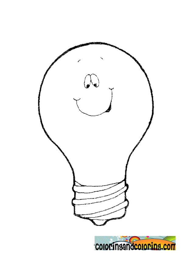 Flashlight Coloring Pages To Print Coloring Pages Light Coloring Page