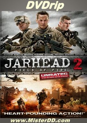Jarhead 2: Field of Fire (Terreno de Fuego) (2014) [DVDRip UNRATED]