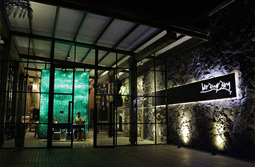 Cafe Burangrang Dusung Bambu