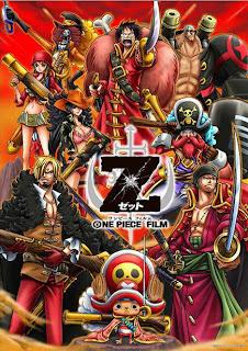 Phim Đảo Hải Tặc Z-  One Piece Film Z (2012)