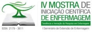 Anais da IV Mostra de Iniciação Científica de Enfermagem Fanor - 2011