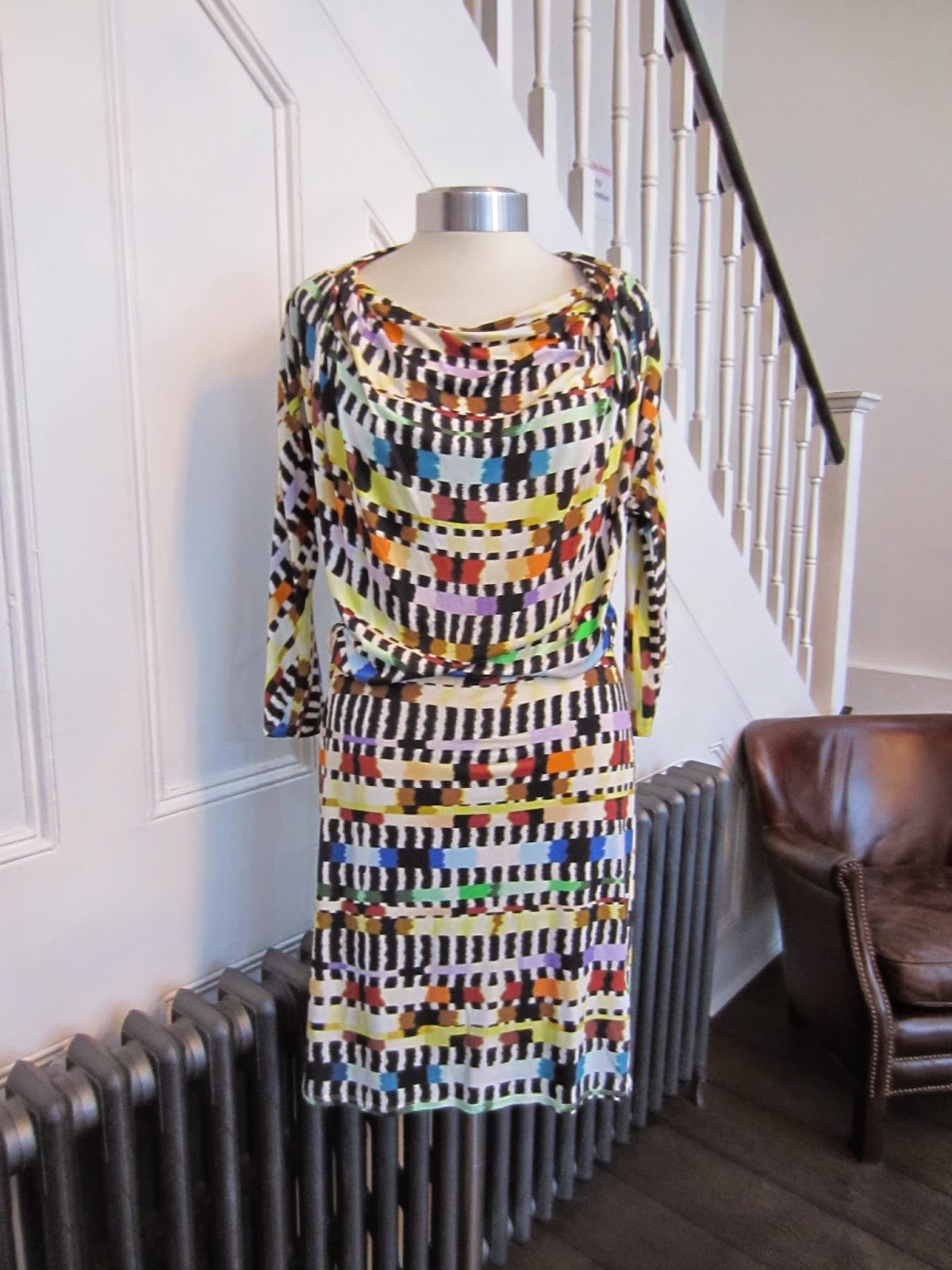 Paul Smith Yellow/Multicoloured Dress