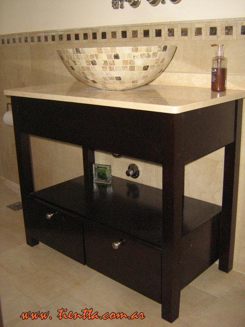 Muebles Para Baño Vanitory:MUEBLES DE BAÑO Y VANITORYS A MEDIDA MESADAS Y CAJONES MUEBLES
