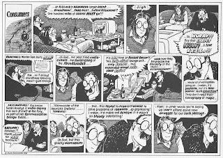 Sexismo en los Cómics, por Alan Moore 3 (de 3) Posy