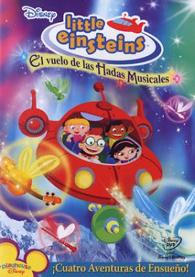 descargar Mini Einstein: El Vuelo de las Hadas Musicales en Español Latino