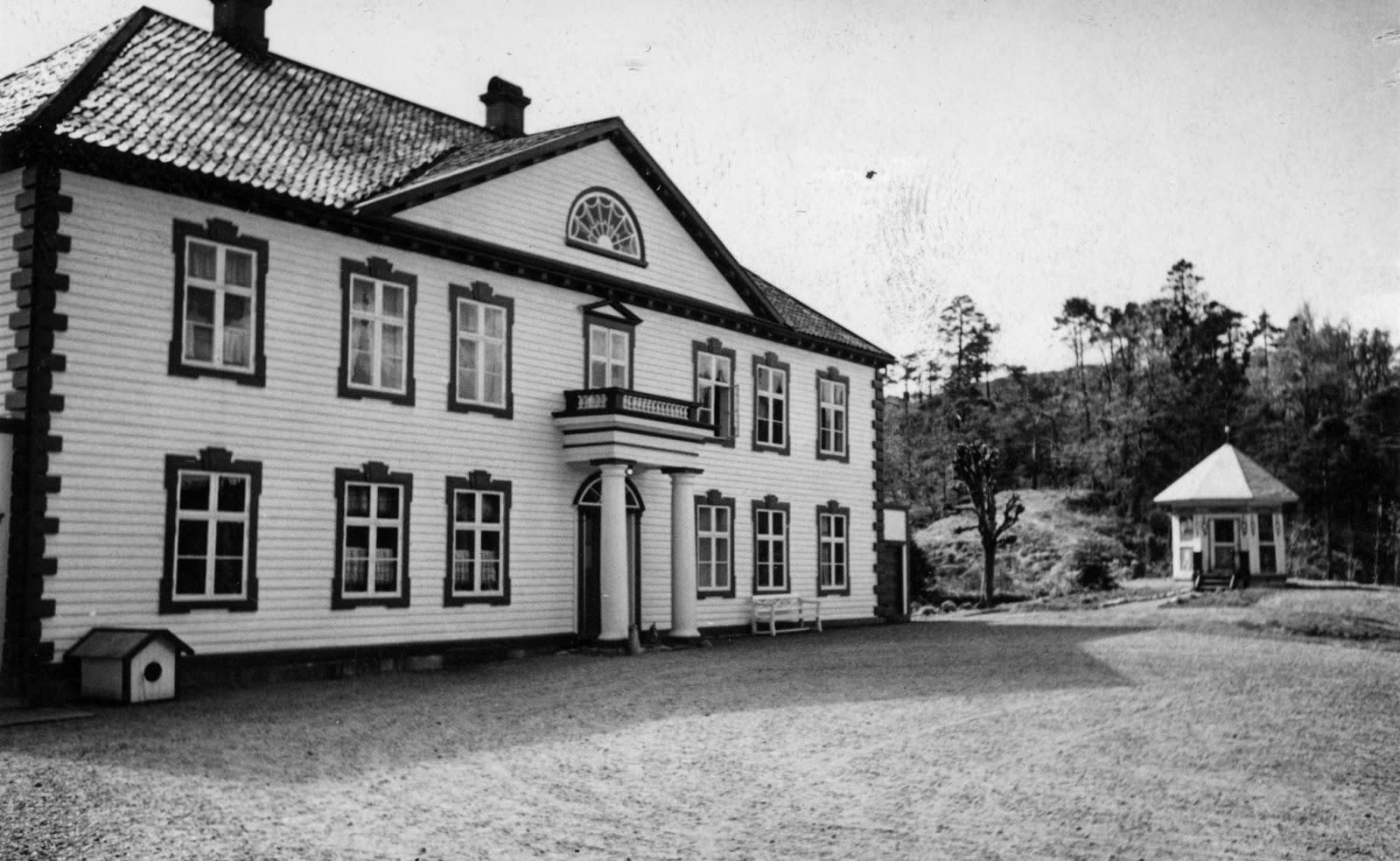 Sejarah Stromsbu (Strømsbu)
