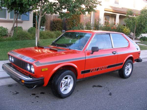 1978 fiat 128 3p sport hatchback auto restorationice. Black Bedroom Furniture Sets. Home Design Ideas