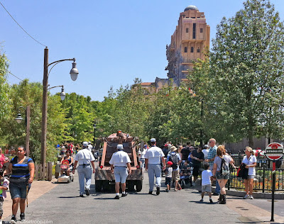 Mater Cars Land Carsland Tower Terror DCA Disney
