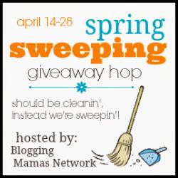 Spring Sweeping Giveaway Hop