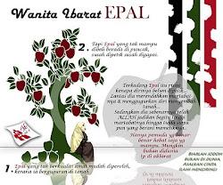 Wanita Ibarat Epal