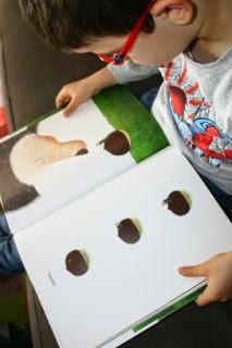 Llibre infantil l'ou de l'eriçó