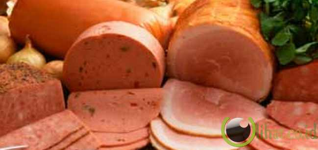 Sosis dan Daging Olahan Lainnya