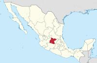 Guanajuato mapa que visitar
