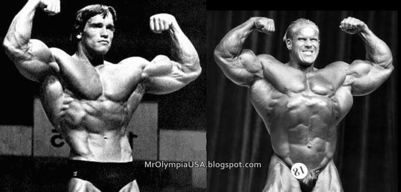 What Is Ronnie Coleman Vs Arnold Schwarzenegger Vs Jay Cutler | Apps