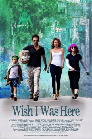 wish is was here cover Wish I Was Here [2014] [DVD5] [Sub: Esp]