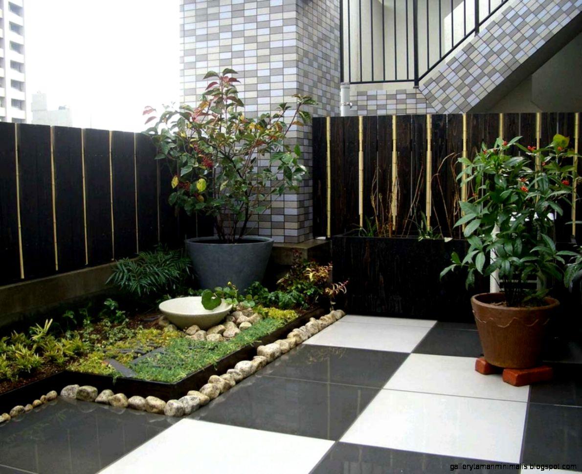 teras dan taman minimalis gallery taman minimalis