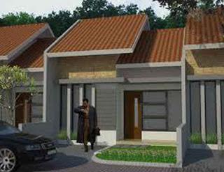 Sketsa Rumah Minimalis 1 Lantai