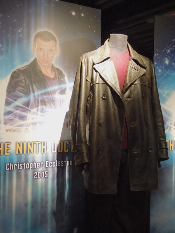 Ninth Doctor Who costume