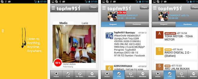 TOP 95.1 FM PRO FOR ANDROID