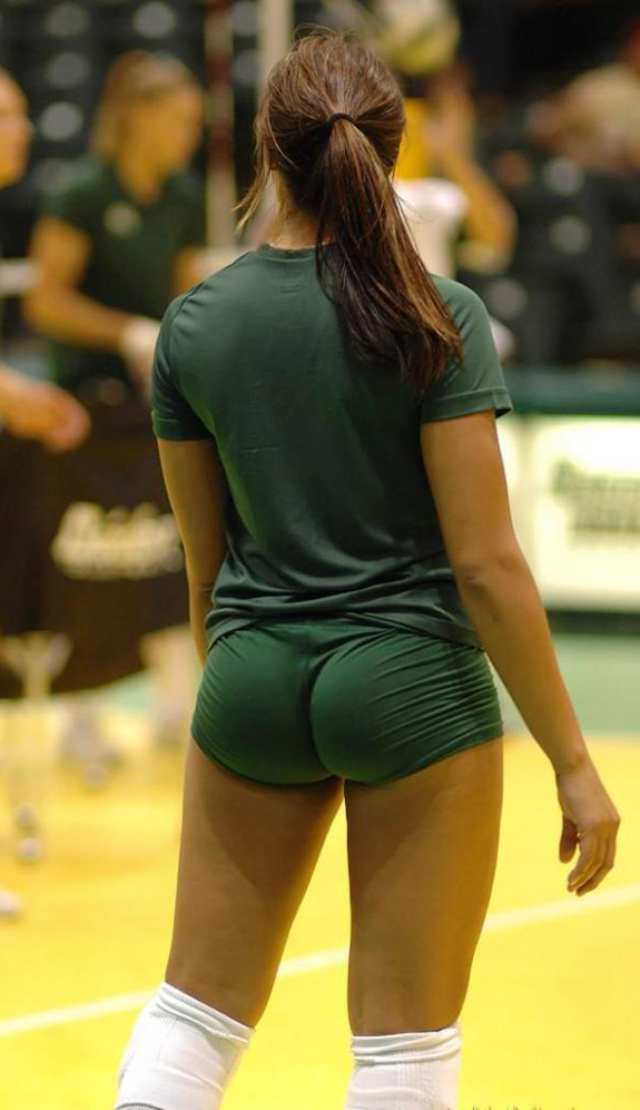 girl volleyball shorts