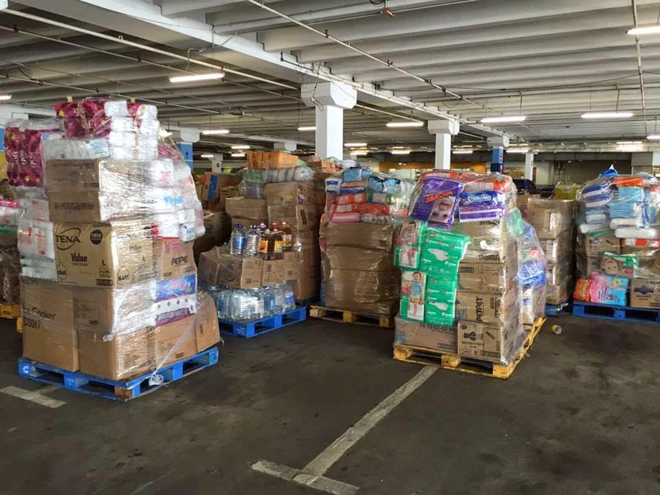 Hoce Team dan Persatuan Kebajikan Shah Alam Hantar Bantuan Kepada Mangsa Banjir Esok