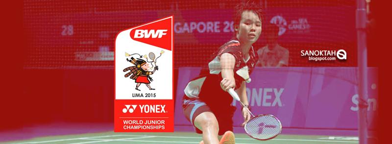 Badminton Remaja Dunia 2015