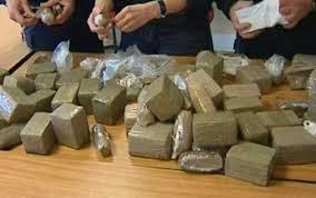 Arrestation de deux individus disposant de 35 Kg de stupéfiants à Kasserine