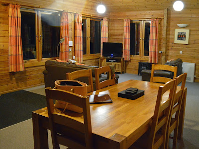 Calvert trust lodge review, Kielder