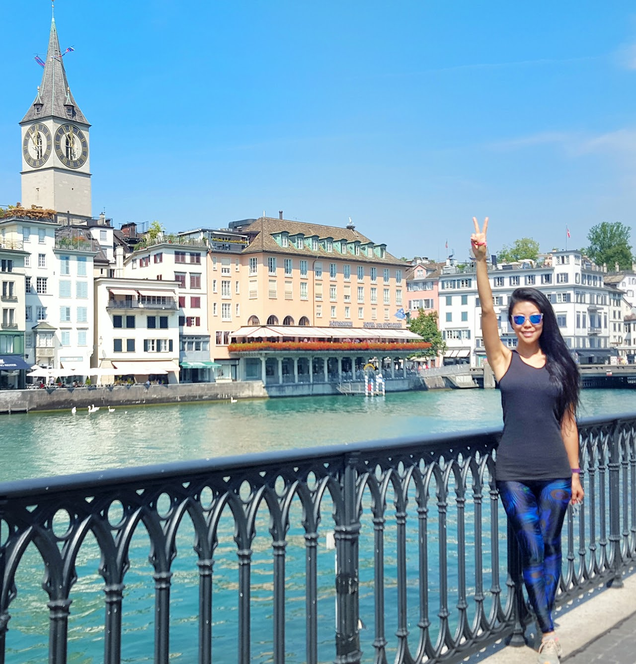 Places To Visit In Switzerland Blog: Zurich Travel Diary