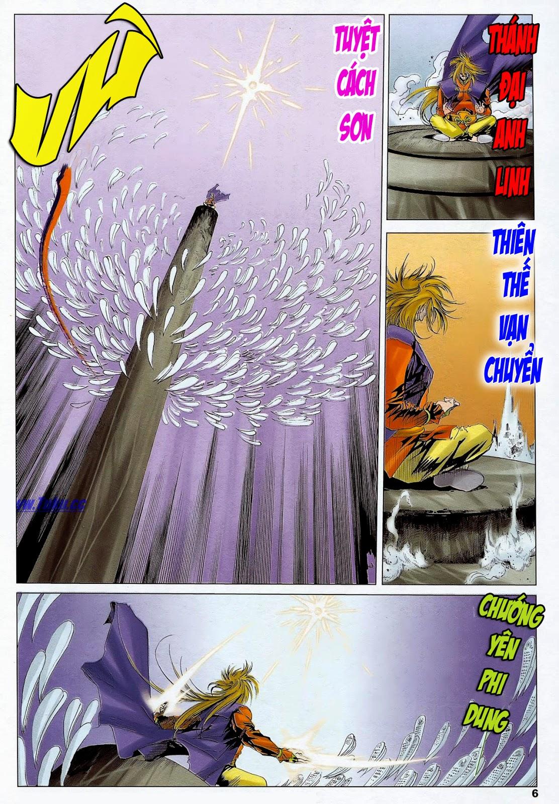Lục Đạo Thiên Thư chap 47 - Trang 8