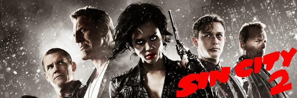 Poster de Sin City 2