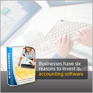 Six Reasons to Invest on an Accounting Software