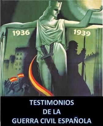 VI ENCUENTRO DE TESTIMONIOS DE LA GUERRA CIVIL ESPAÑOLA