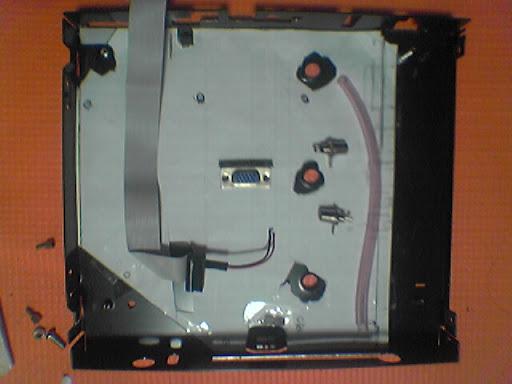 iMacのケース製作