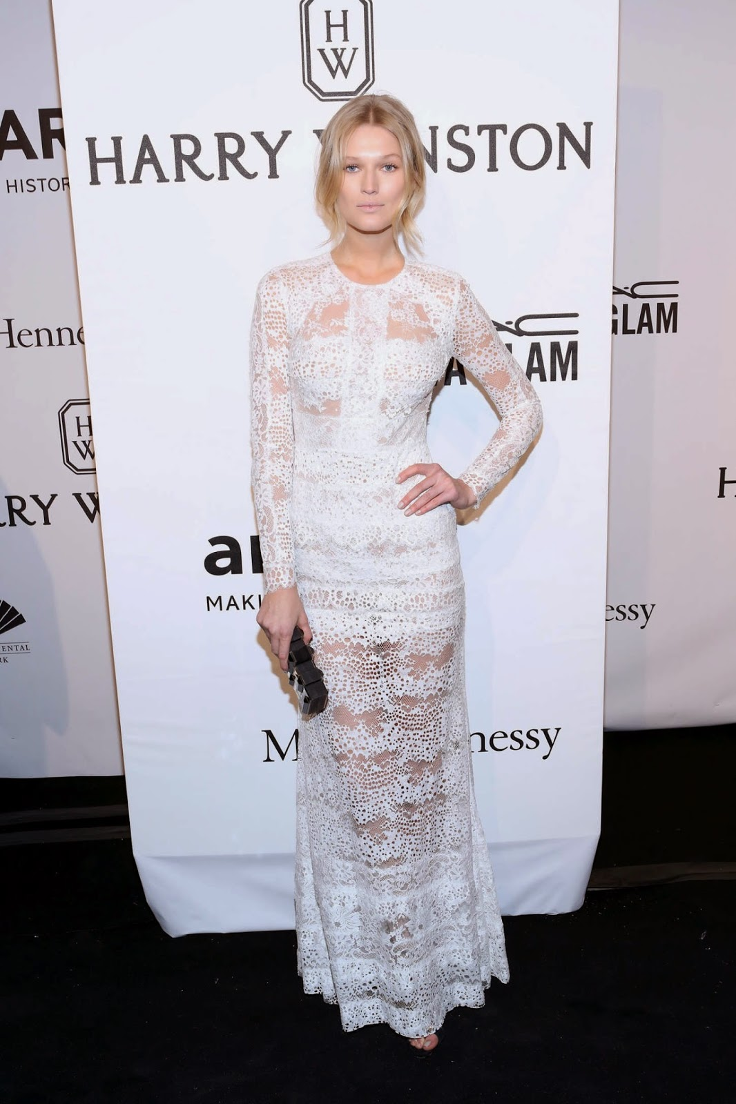 Celebrity Fashion at the 2015 amfAR Gala in New York City