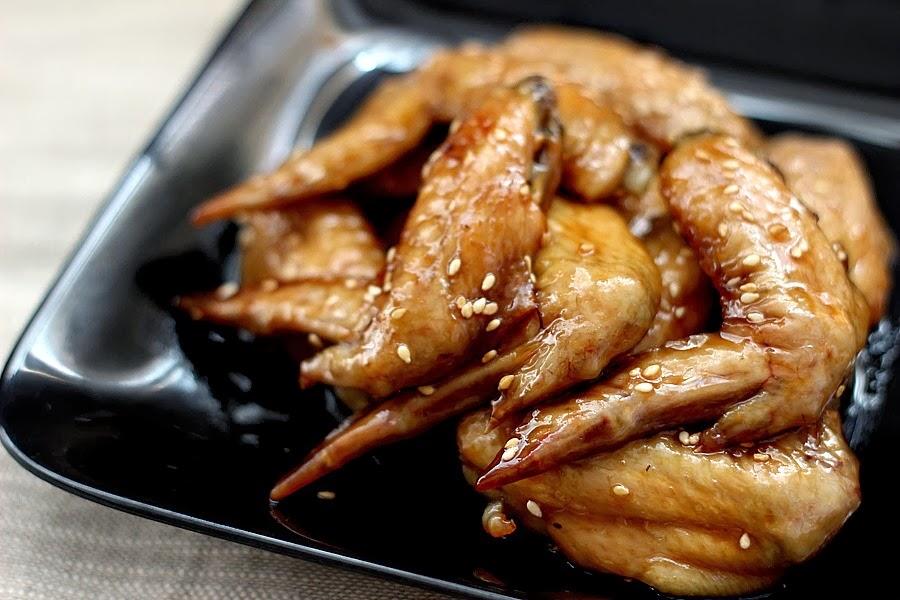 Japanese Chicken Wings Recipe — Dishmaps