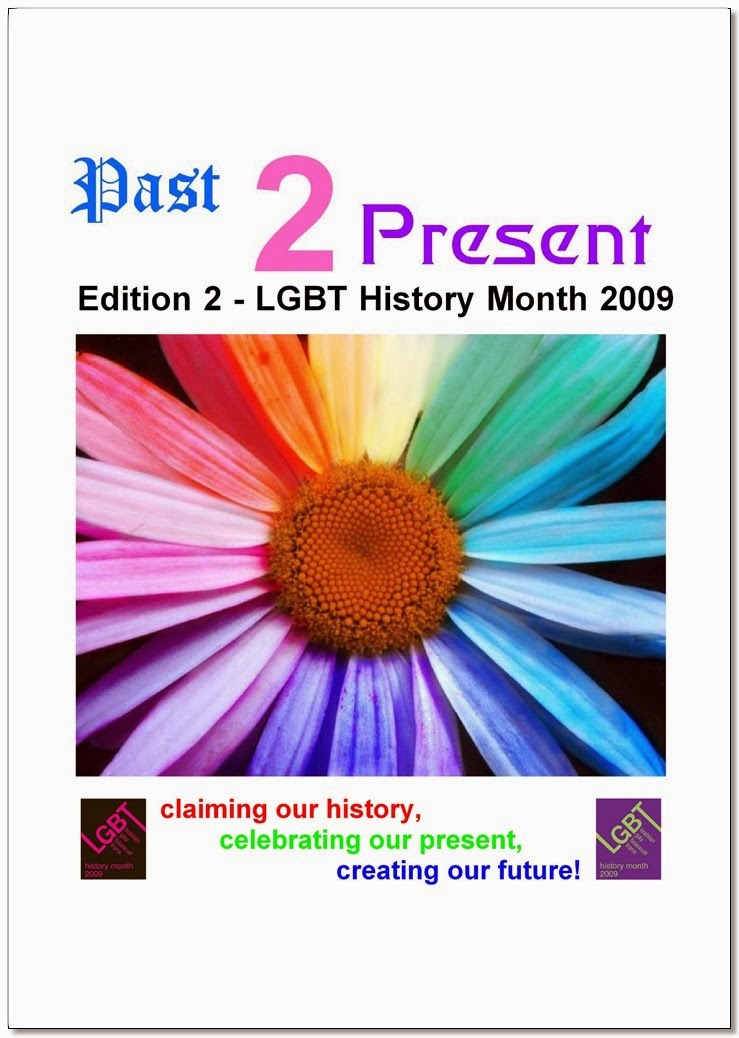 Cover Past2Present 2009
