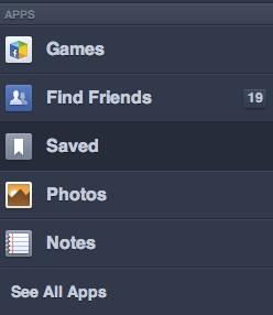 فيس بوك تختبر ميزة الحفظ للقراءة لاحقاً لمنشورات الروابط