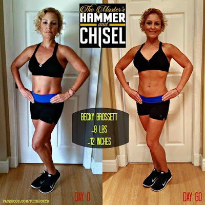 The Masters Hammer and Chisel Fitness Program