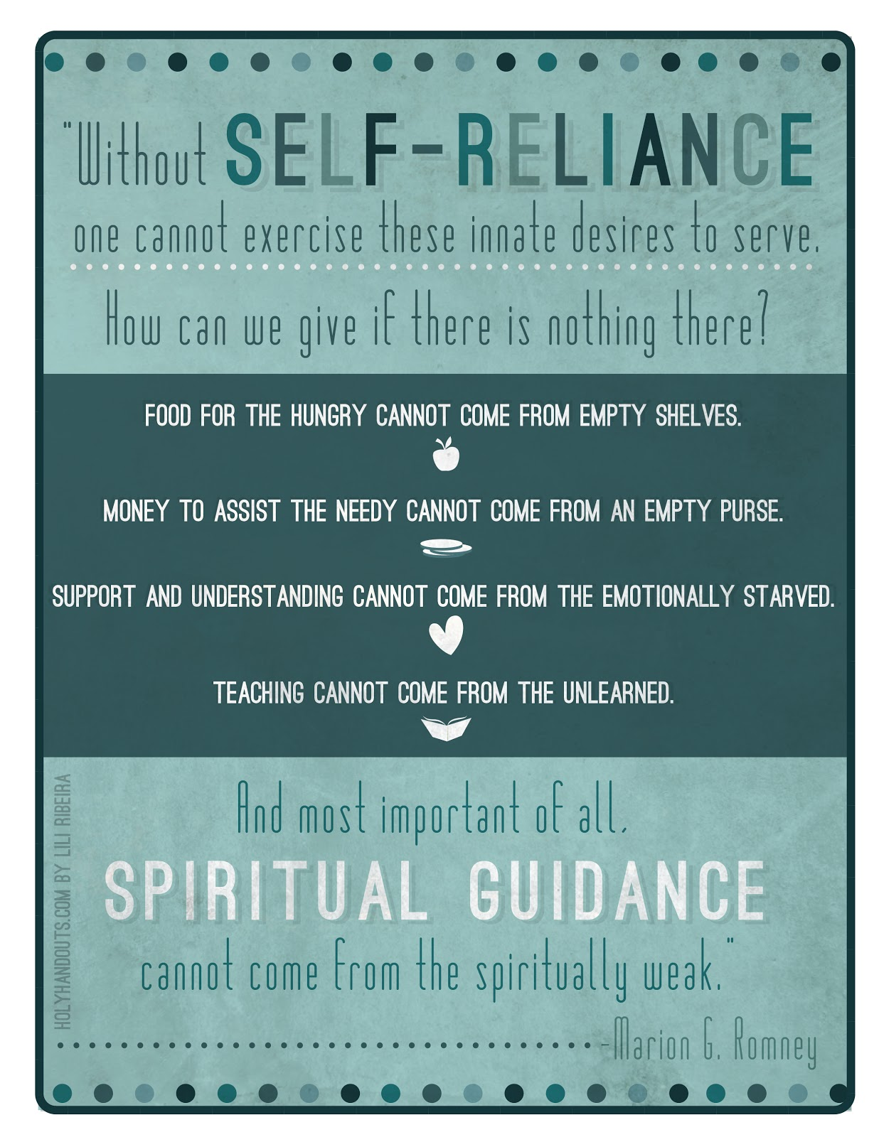 Essay self reliance