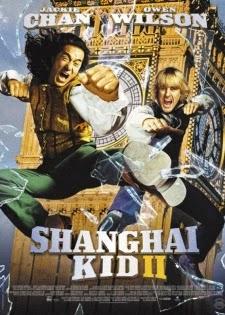 ver Shanghai Kid 2: en Londres / Los rebeldes de Shanghai / Shanghai Knights: Shanghai Noon 2 (2003)