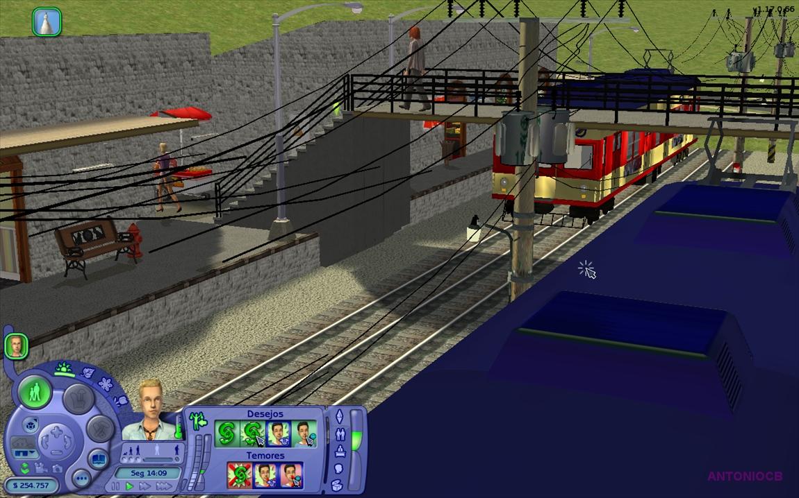 ESTAÇAO: THE SIMS ScreenShot018