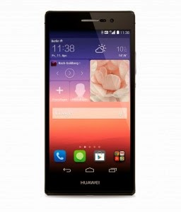 Huawei Ascend P7 Smartphone (Black) for Rs.22041 at Ebay