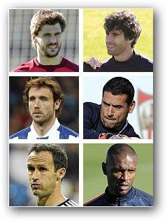 Los jugadores que quedan libres en el 2013